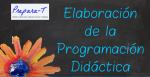 Programación didáctica paso a paso: Introducción