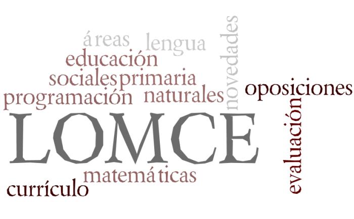Novedades de la LOMCE para la programación didáctica