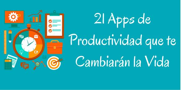 Apps para mejorar tu productividad en las oposiciones