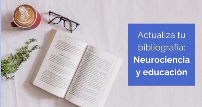 Neurociencia y educación. Bilbiografía para las oposiciones