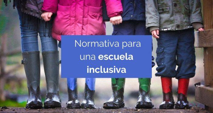 Normativa inclusión Valencia