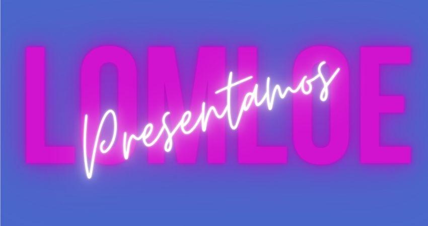 Presentación LOMLOE