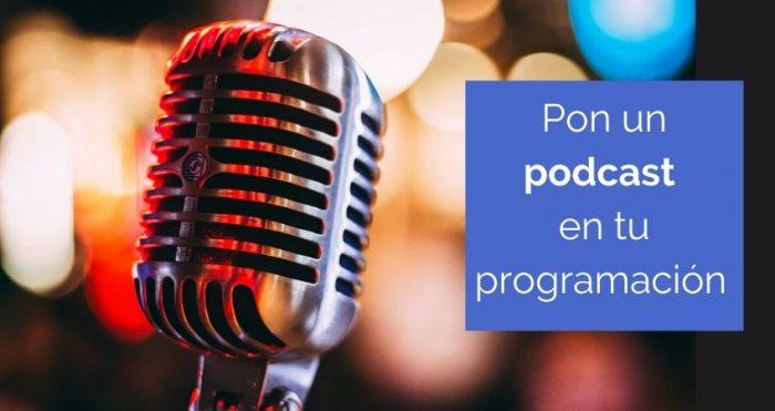 El podcast como recurso educativo