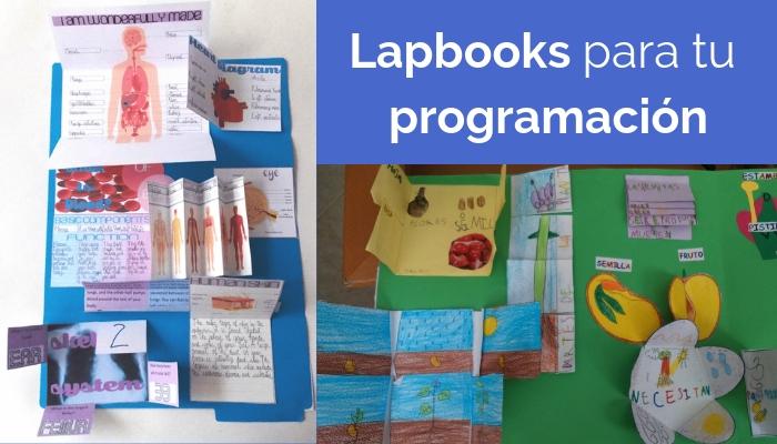 Lapbooks para tu programación didáctica