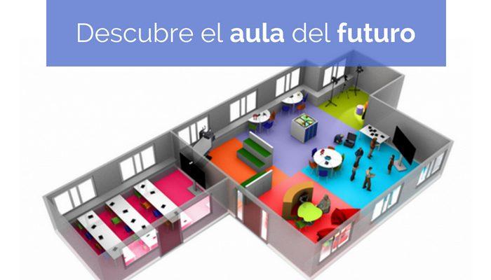 Descubre el aula del futuro