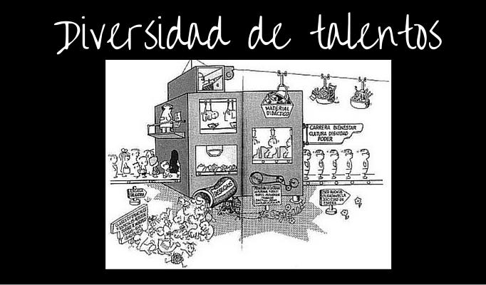 La diversidad de talentos en nuestras aulas