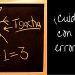 ¡Cuidado con estos 10 errores en las oposiciones docentes!